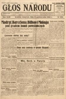 Głos Narodu. 1936, nr283