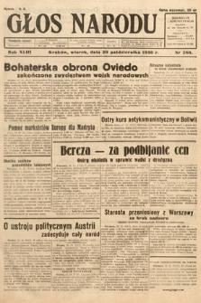 Głos Narodu. 1936, nr288