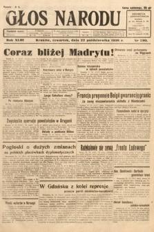 Głos Narodu. 1936, nr290