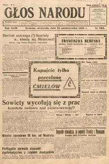 Głos Narodu. 1936, nr293