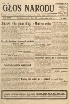 Głos Narodu. 1936, nr298