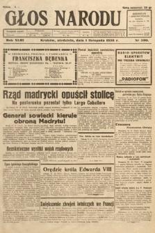 Głos Narodu. 1936, nr300