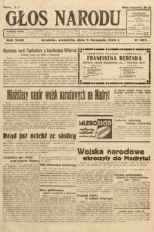 Głos Narodu. 1936, nr307
