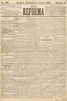 Nowa Reforma. 1891, nr139