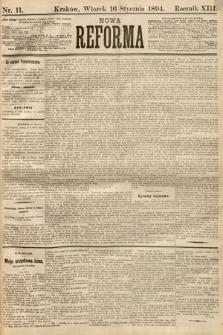Nowa Reforma. 1894, nr11