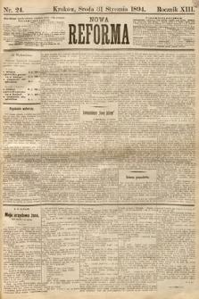 Nowa Reforma. 1894, nr24