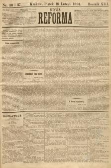 Nowa Reforma. 1894, nr37