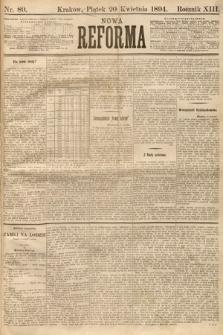 Nowa Reforma. 1894, nr89