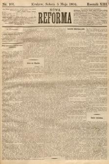 Nowa Reforma. 1894, nr101