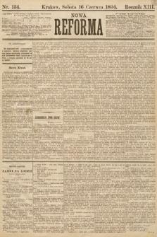 Nowa Reforma. 1894, nr134