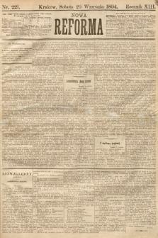 Nowa Reforma. 1894, nr221