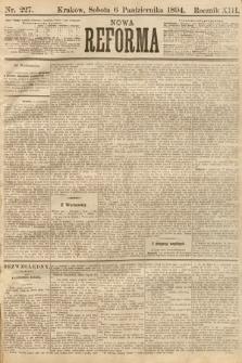 Nowa Reforma. 1894, nr227