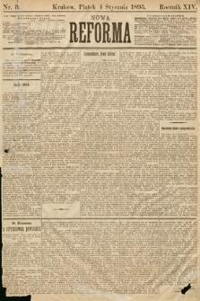 Nowa Reforma. 1895, nr3