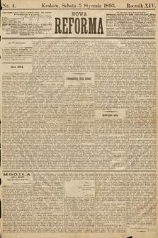 Nowa Reforma. 1895, nr4
