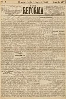 Nowa Reforma. 1895, nr7