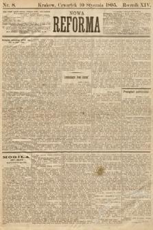 Nowa Reforma. 1895, nr8