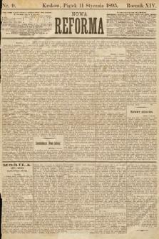 Nowa Reforma. 1895, nr9