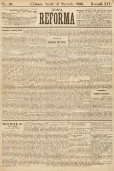Nowa Reforma. 1895, nr19
