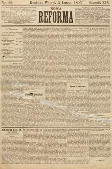 Nowa Reforma. 1895, nr29