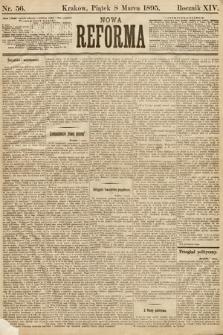 Nowa Reforma. 1895, nr56