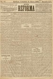 Nowa Reforma. 1895, nr67