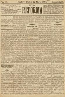Nowa Reforma. 1895, nr68