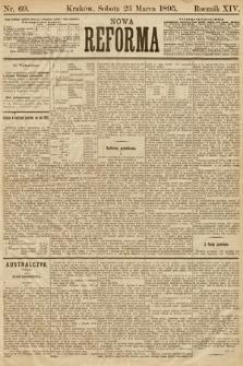 Nowa Reforma. 1895, nr69