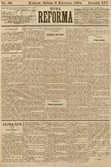 Nowa Reforma. 1895, nr80