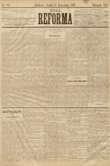 Nowa Reforma. 1895, nr88