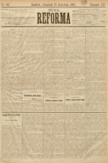 Nowa Reforma. 1895, nr89