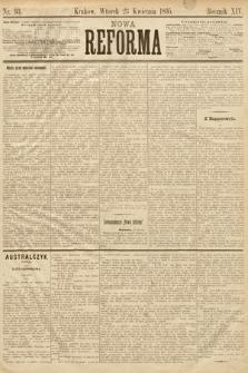 Nowa Reforma. 1895, nr93