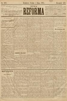 Nowa Reforma. 1895, nr100