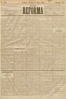 Nowa Reforma. 1895, nr108