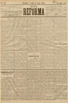 Nowa Reforma. 1895, nr111