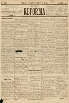 Nowa Reforma. 1895, nr128