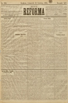 Nowa Reforma. 1895, nr134