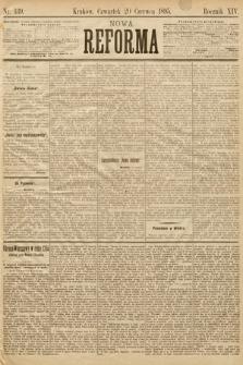 Nowa Reforma. 1895, nr139
