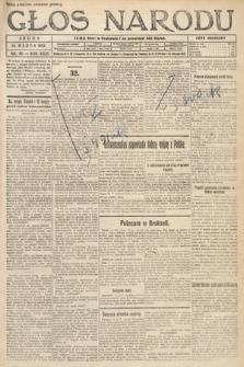 Głos Narodu. 1923, nr40