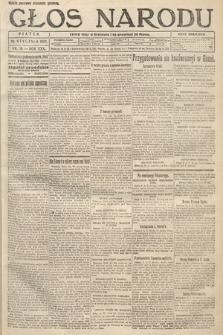 Głos Narodu. 1922, nr16
