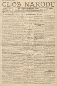 Głos Narodu. 1922, nr161