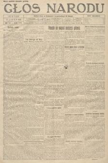 Głos Narodu. 1922, nr162