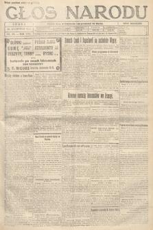 Głos Narodu. 1922, nr195