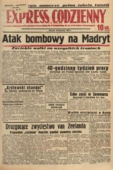 Ilustrowany Express Codzienny. 1937, [nr59]