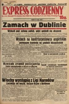Ilustrowany Express Codzienny. 1937, [nr91]