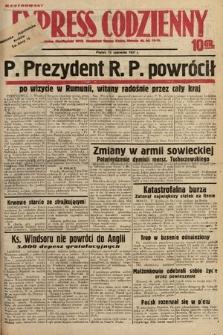 Ilustrowany Express Codzienny. 1937, [nr118]