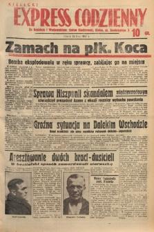 Kielecki Express Codzienny. 1937, [nr157]