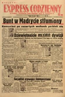 Kielecki Express Codzienny. 1939, nr69