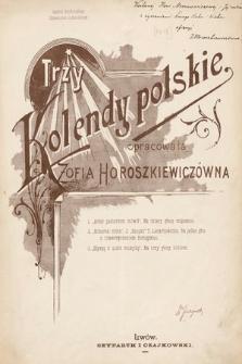 Trzy kolendy polskie