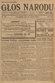 Głos Narodu. 1923, nr120
