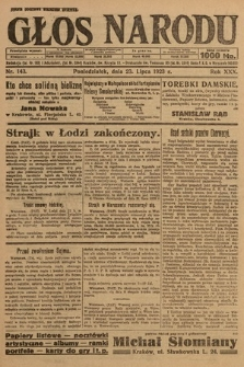 Głos Narodu. 1923, nr143